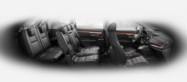 Đánh giá xe Honda CR-V về thiết kế nội thất