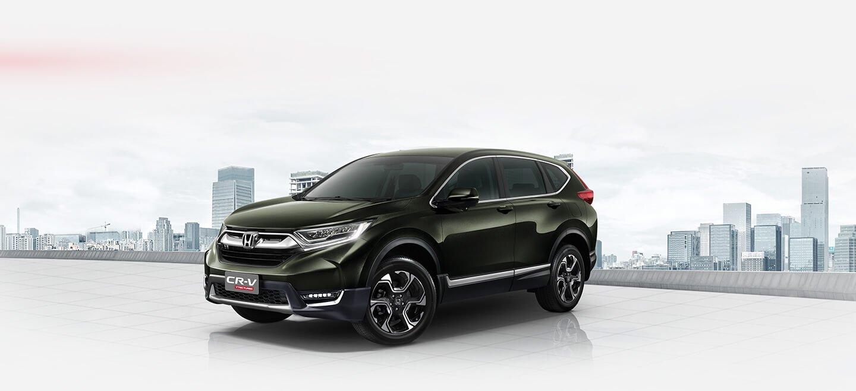 Đánh giá xe Honda CR-V về thiết kế ngoại thất