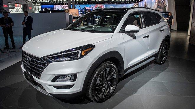 Đánh giá xe Hyundai Tucson về thiết kế ngoại thất