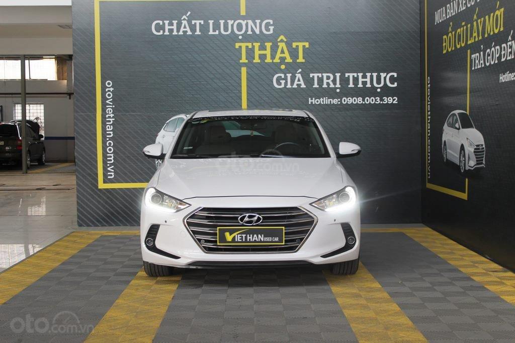 Hyundai Elantra GLS 2.0AT 2016, xe cực bền, có kiểm định chất lượng (3)