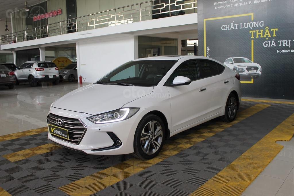 Hyundai Elantra GLS 2.0AT 2016, xe cực bền, có kiểm định chất lượng (2)