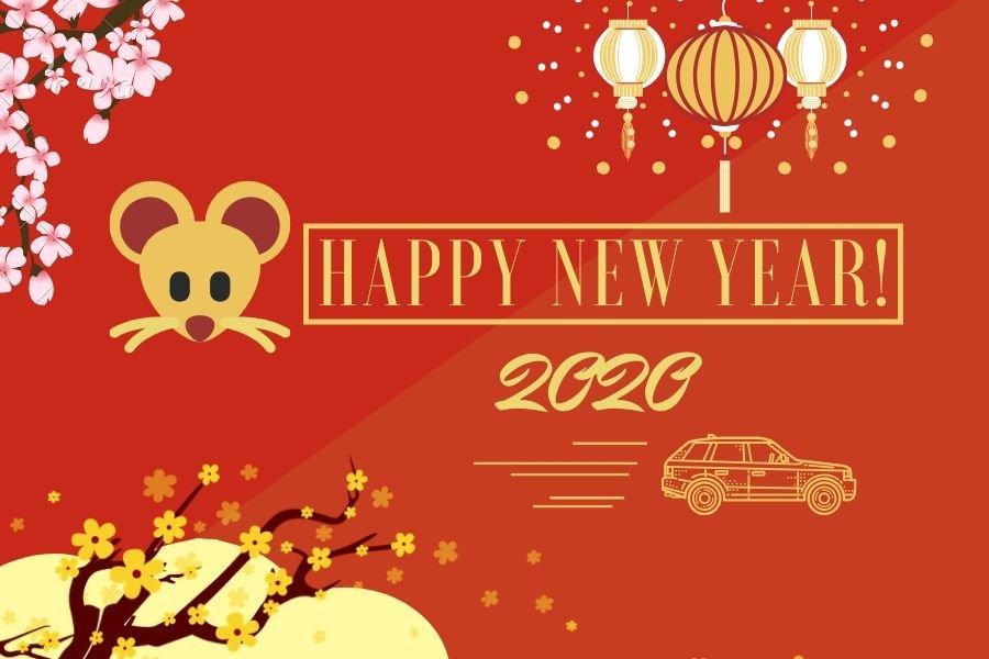 Oto.com.vn thông báo lịch nghỉ Tết Canh Tý 2020.