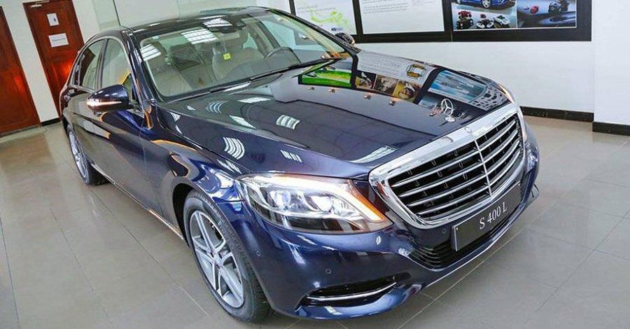 Giá xe Mercedes S400 2020