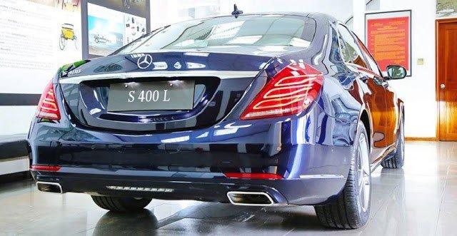 Động cơ xe Mercedes S400