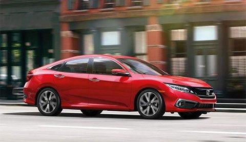 Đánh giá xe Honda Civic về thiết kế ngoại thất