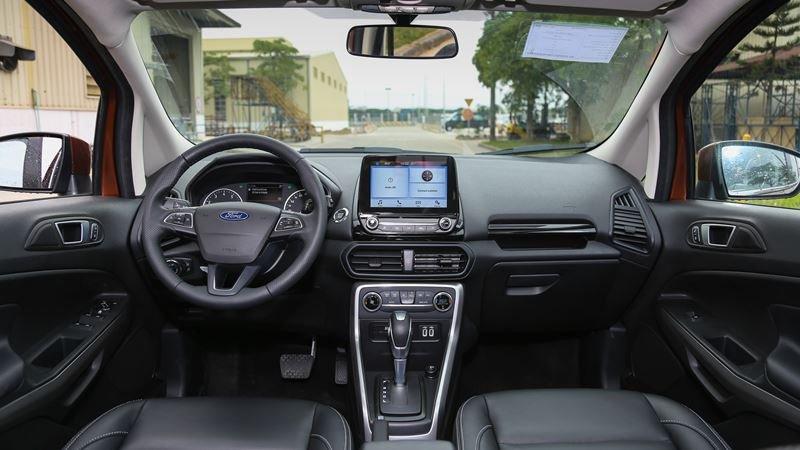 Đánh giá xe Ford Ecosport về thiết kế ngoại thât