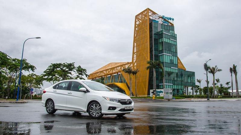 Đánh giá xe Honda City về thiết kế ngoại thất