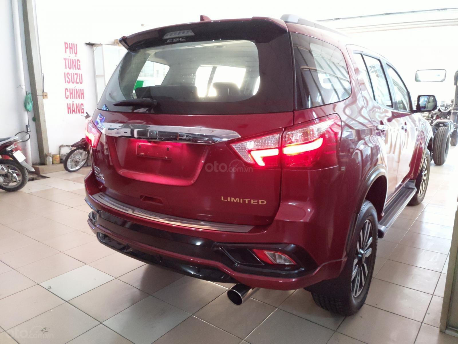 Bán Isuzu Mu-X Limited 1.9 nhập khẩu Thái Lan, KM BHVC (18)