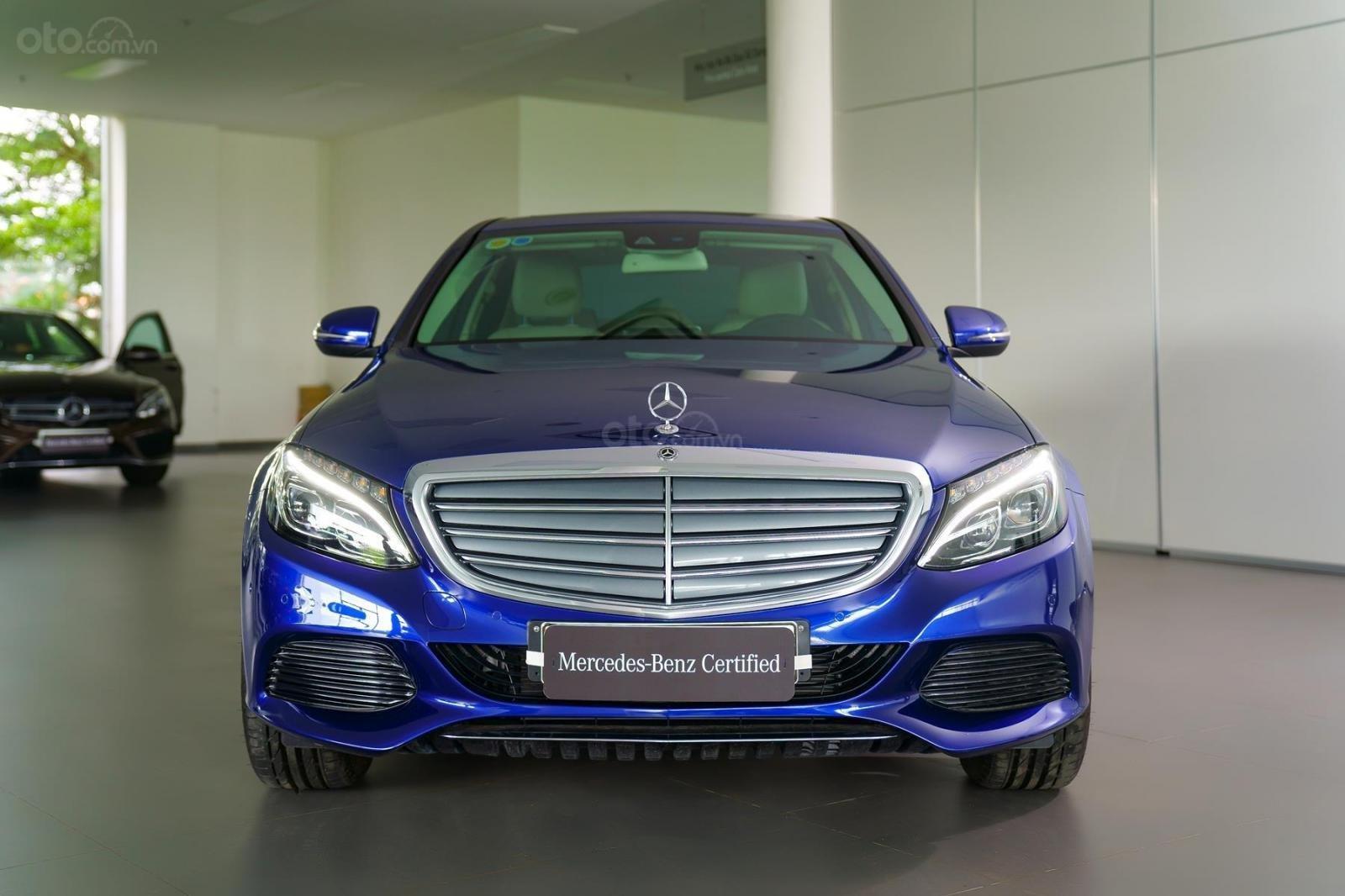Bán xe Mercedes-Benz C250 Exclusive đăng ký 2019 - 1 tỷ 5 (5)