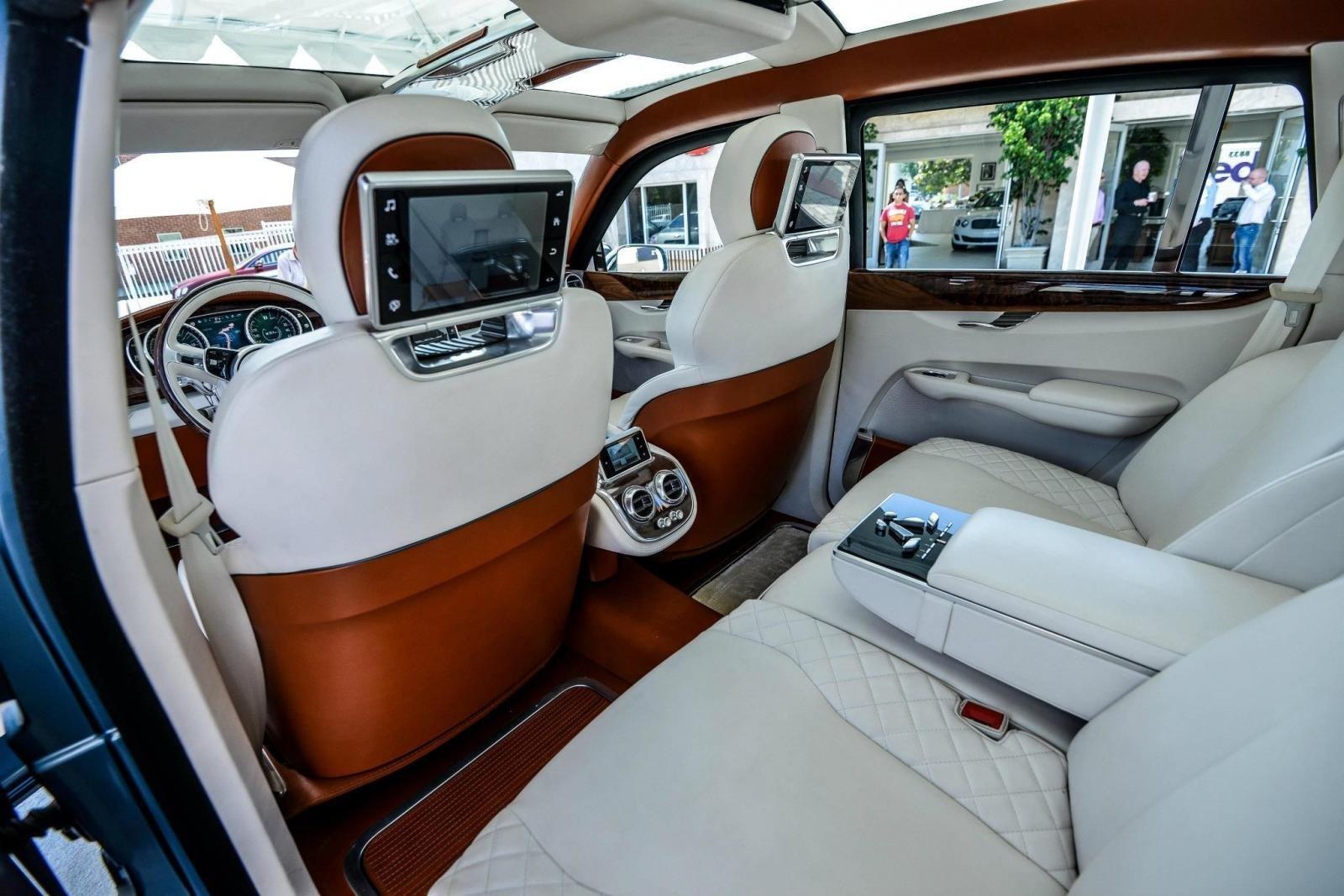 Những yếu tố cần xem xét khi lựa chọn nội thất ô tô - Độ thoải mái để an tọa
