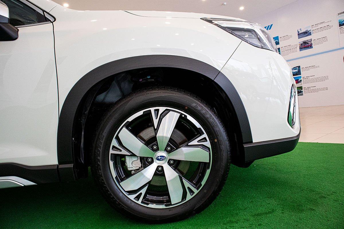Subaru Forester 2020 tại Việt Nam có gì để đấu Honda CR-V? a6