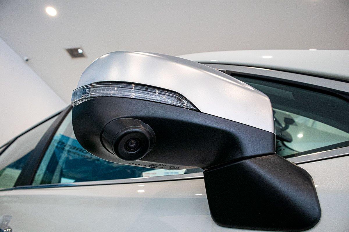 Subaru Forester 2020 tại Việt Nam có gì để đấu Honda CR-V? a7