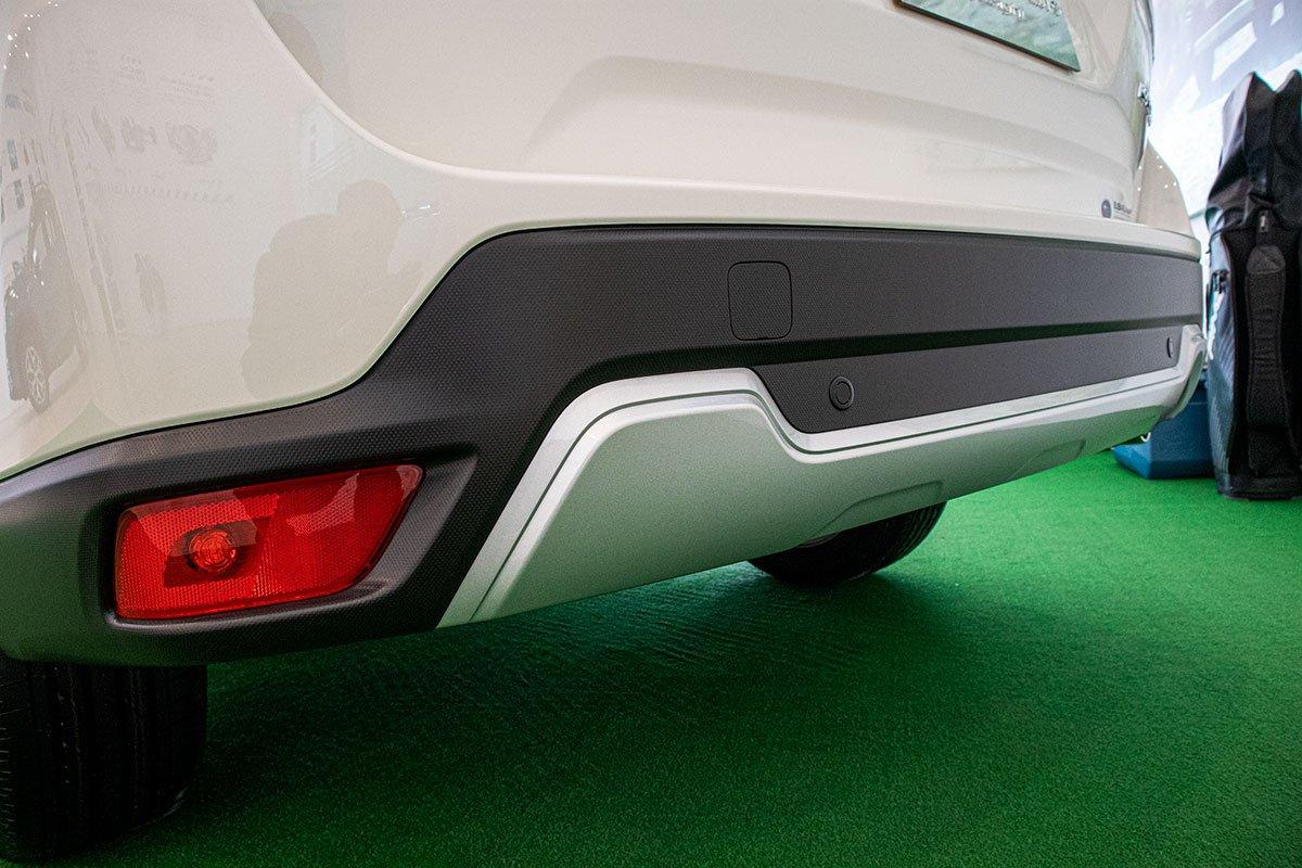 Subaru Forester 2020 tại Việt Nam có gì để đấu Honda CR-V? a10