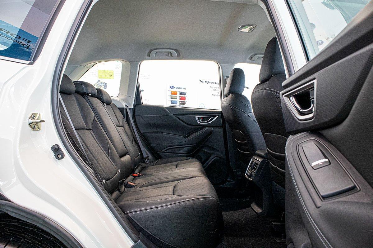 Subaru Forester 2020 tại Việt Nam có gì để đấu Honda CR-V? a15