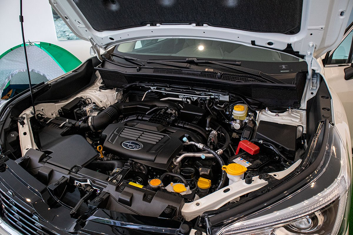 Subaru Forester 2020 tại Việt Nam có gì để đấu Honda CR-V? a16