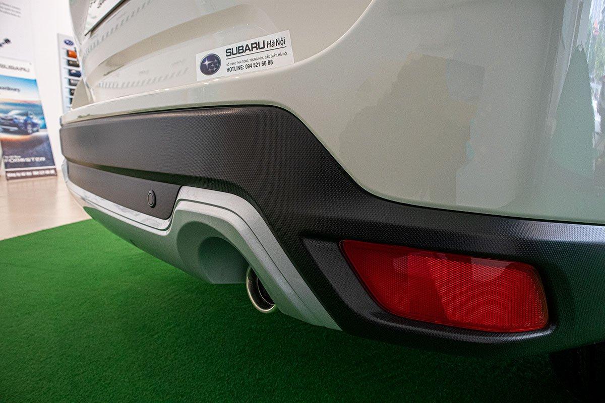 Ảnh chụp cản sau xe Subaru Forester 2019-2020: