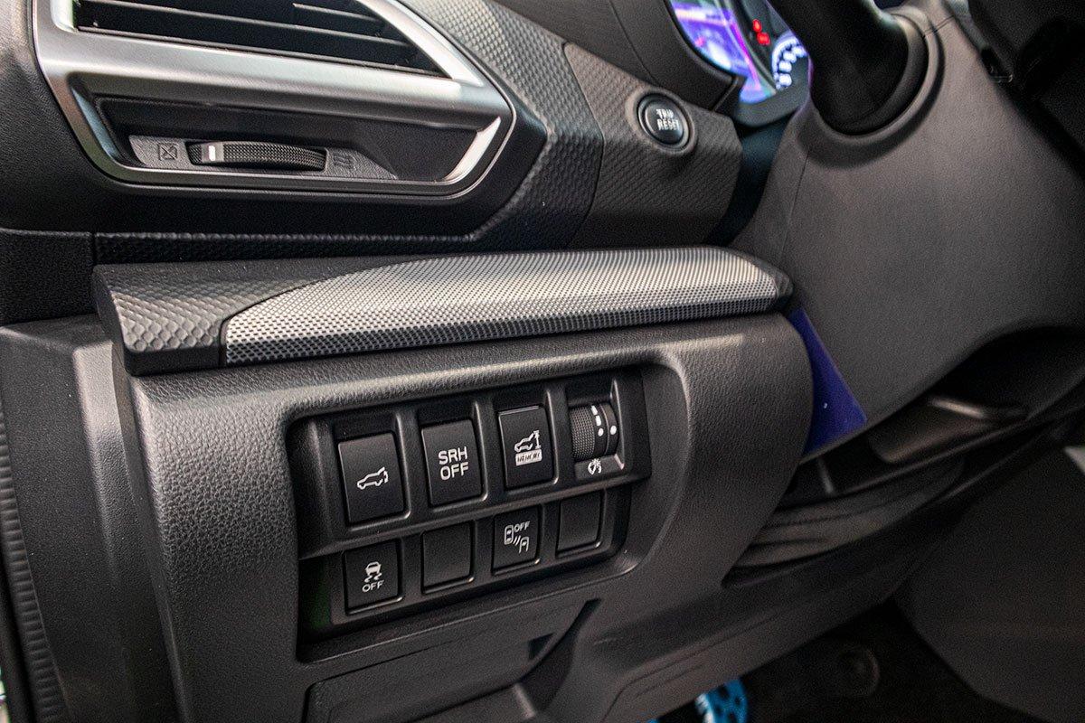 Ảnh chụp Cụm điều chỉnh xe Subaru Forester 2019-2020