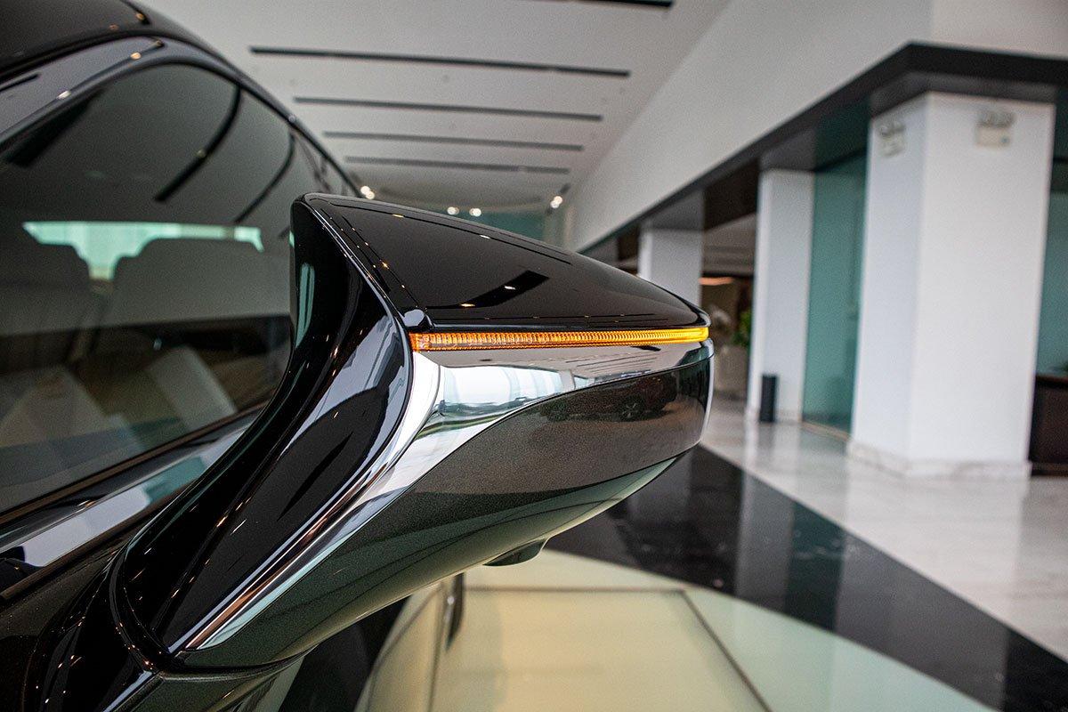 Gương chiếu hậu xe Lexus LS500h 2020