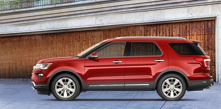 Những điểm cuốn hút người mua xe Ford Explorer - Động cơ mạnh mẽ