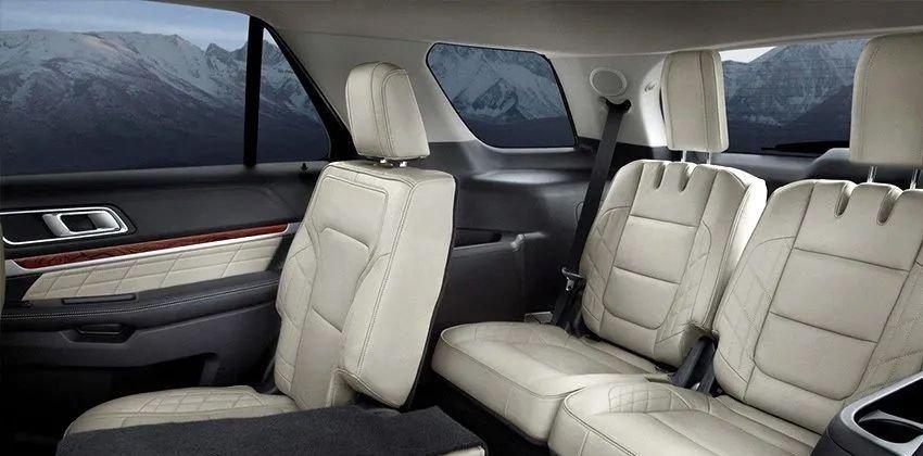Những điểm cuốn hút người mua xe Ford Explorer - An toàn và đáng tin cậy