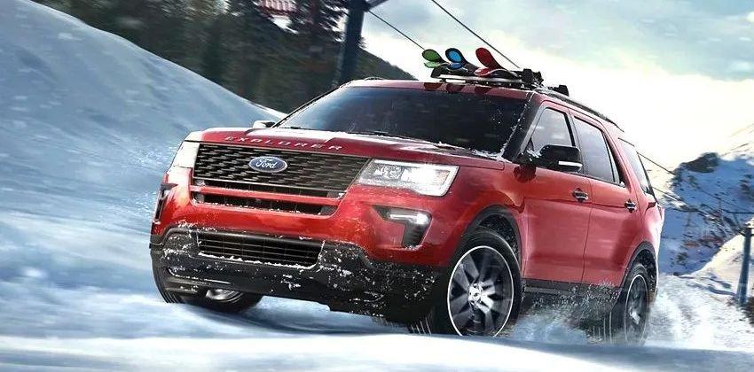 Những điểm cuốn hút người mua xe Ford Explorer - Thiết kế cao cấp