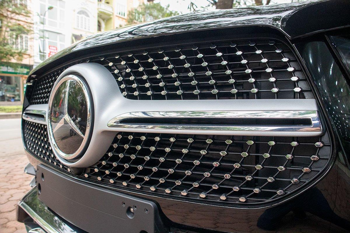 Lưới tản nhiệt xe Mercedes-Benz GLE300 Diesel 2020