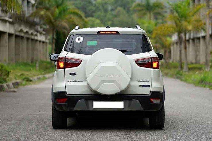 Thiết kế đuôi xe Ford EcoSport 2020 1