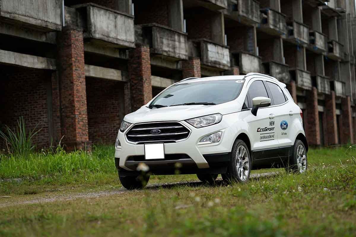Ford EcoSport 2020 được phân phối dưới dạng xe lắp ráp trong nước a2