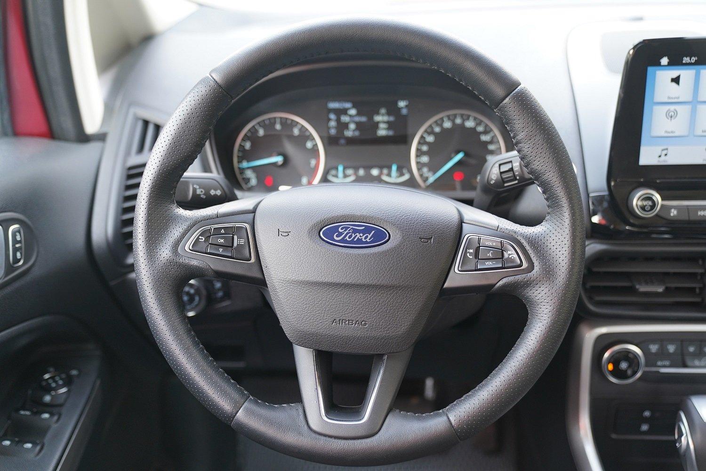 Thiết kế vô lăng xe Ford EcoSport 2020 1