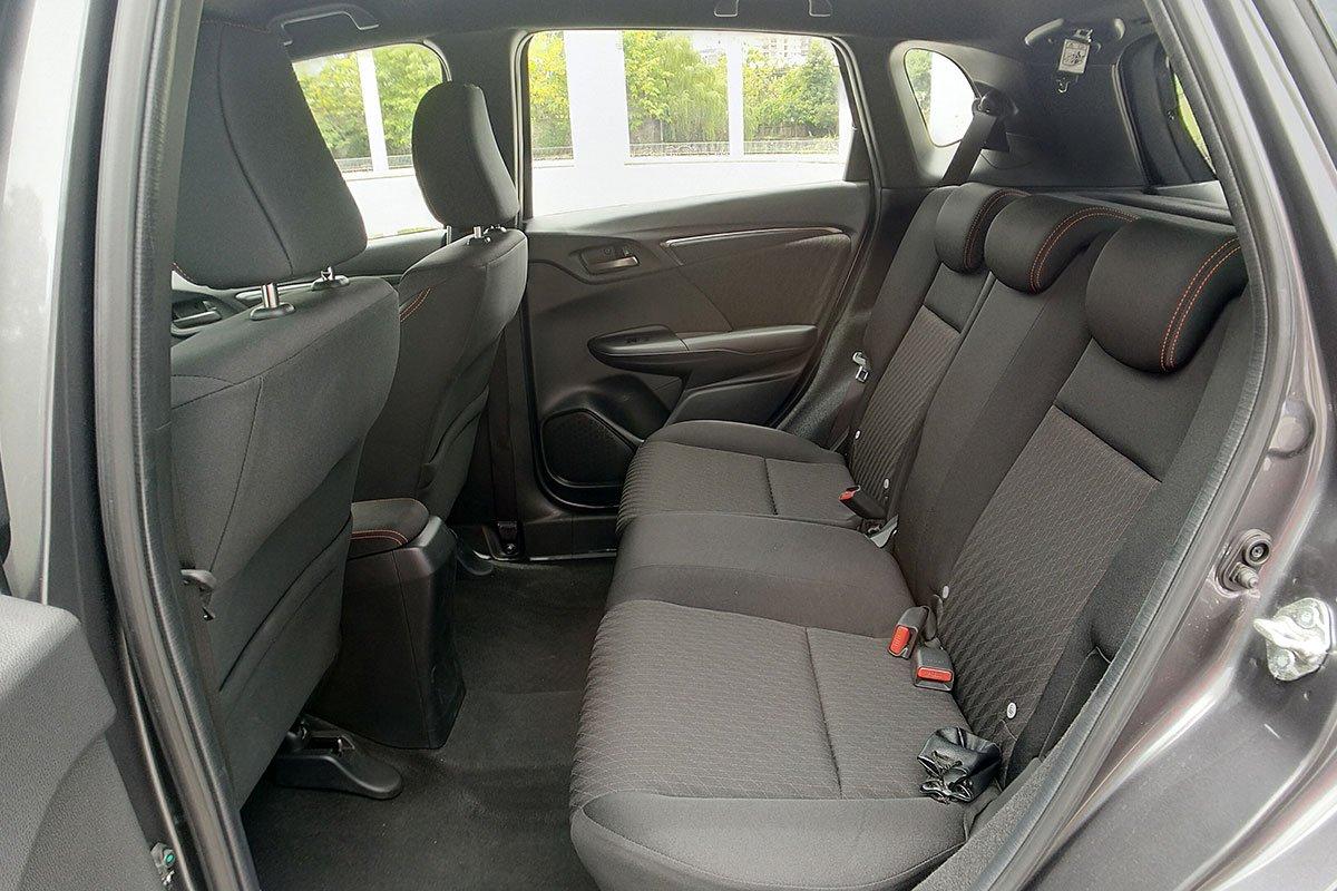 Ghế ngồi xe Honda Jazz 2020: Hàng ghế sau 1