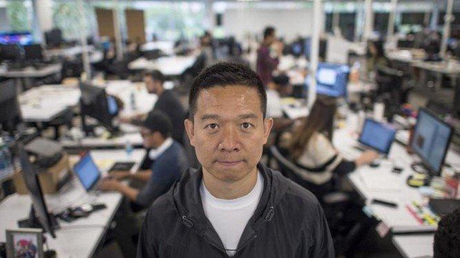 Jia Yueting bỏ trốn khỏi Trung Quốc sau khi không trả được nợ.