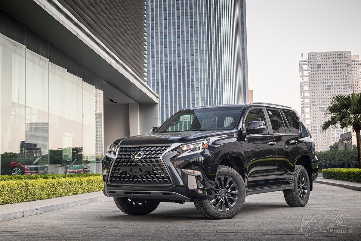 Đánh giá xe Lexus GX 460 2020: Cảm giác lái không giống như một chiếc xe du lịch