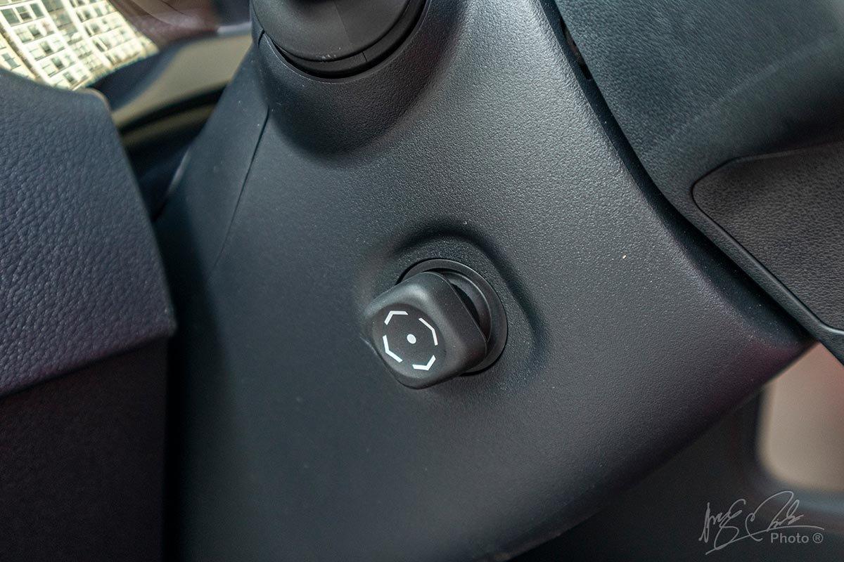 Đánh giá xe Lexus GX 460 2020: Vô-lăng chỉnh điện 4 hướng.