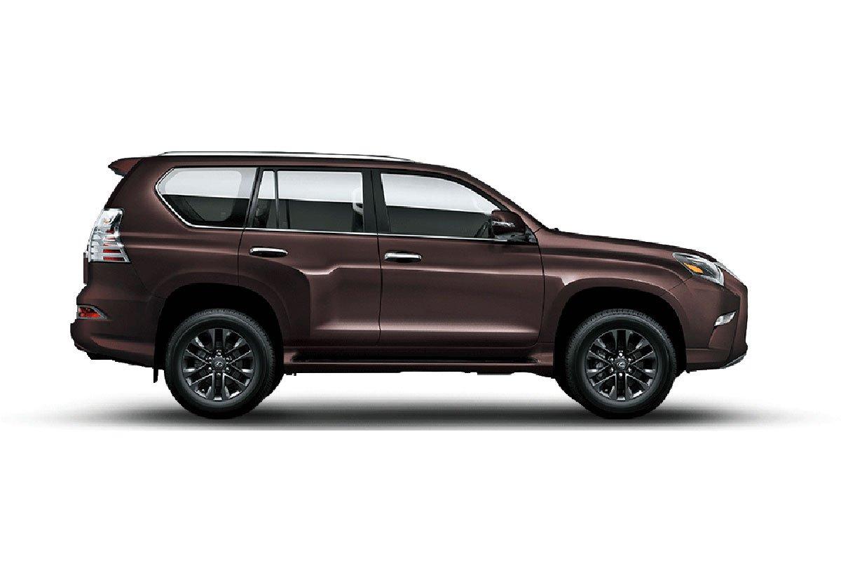 Đánh giá xe Lexus GX 460 2020 - Màu Nâu.