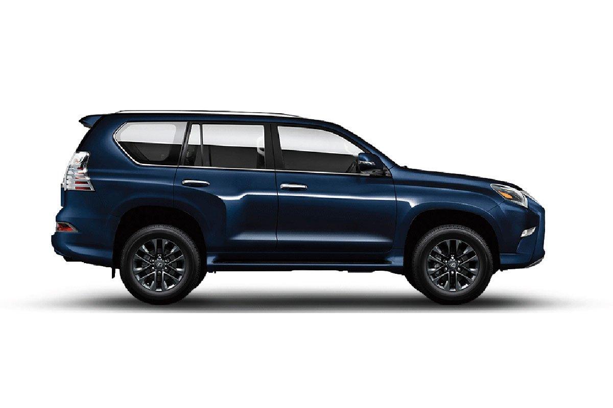 Đánh giá xe Lexus GX 460 2020 - Màu Xanh dương.