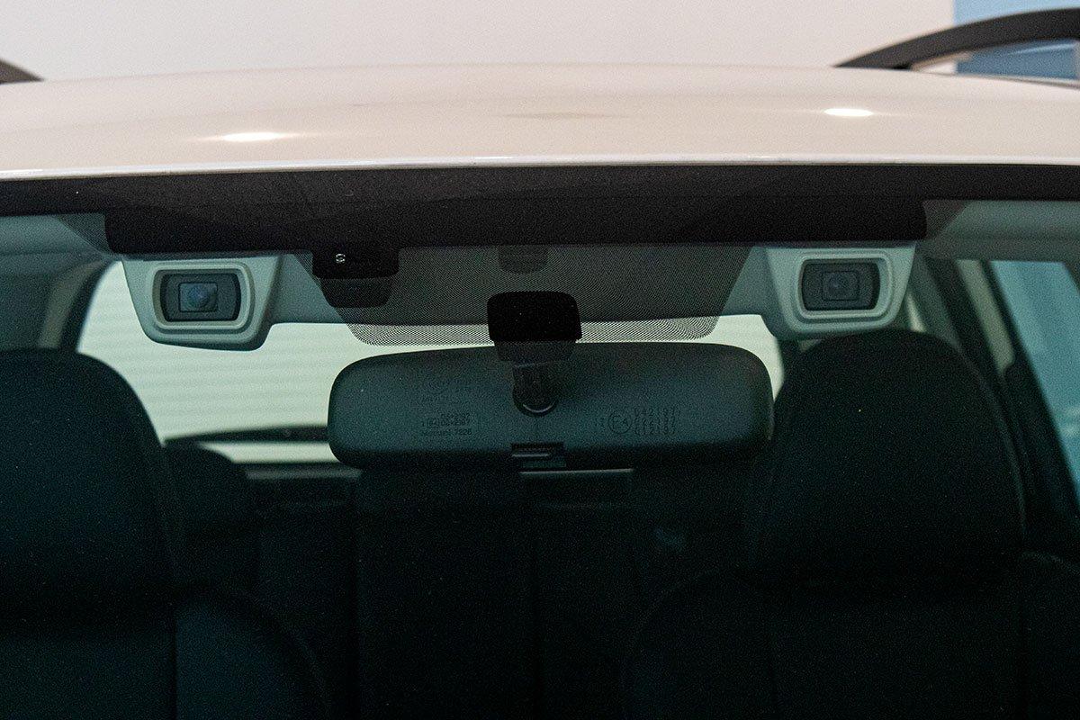 Ảnh chụp camera xe Subaru Forester 2019-2020