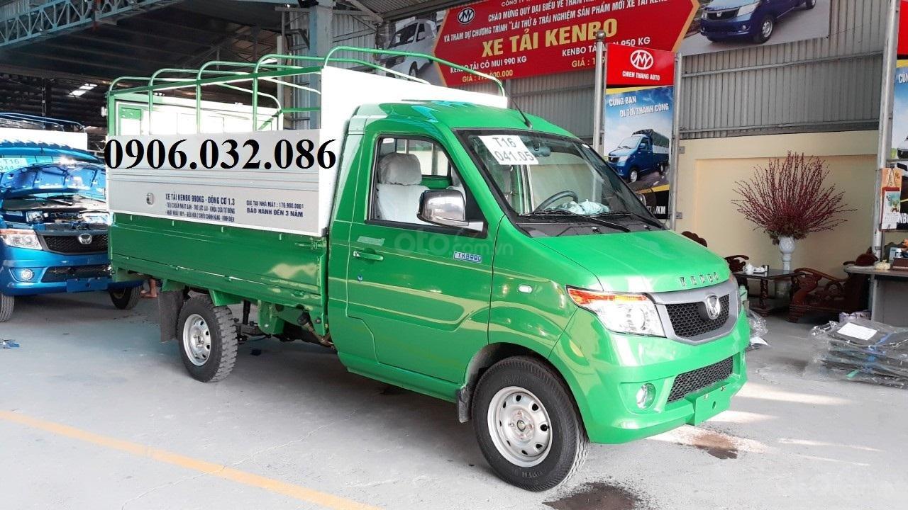 Bán xe tải Kenbo mui bạt tại Thái Bình (3)
