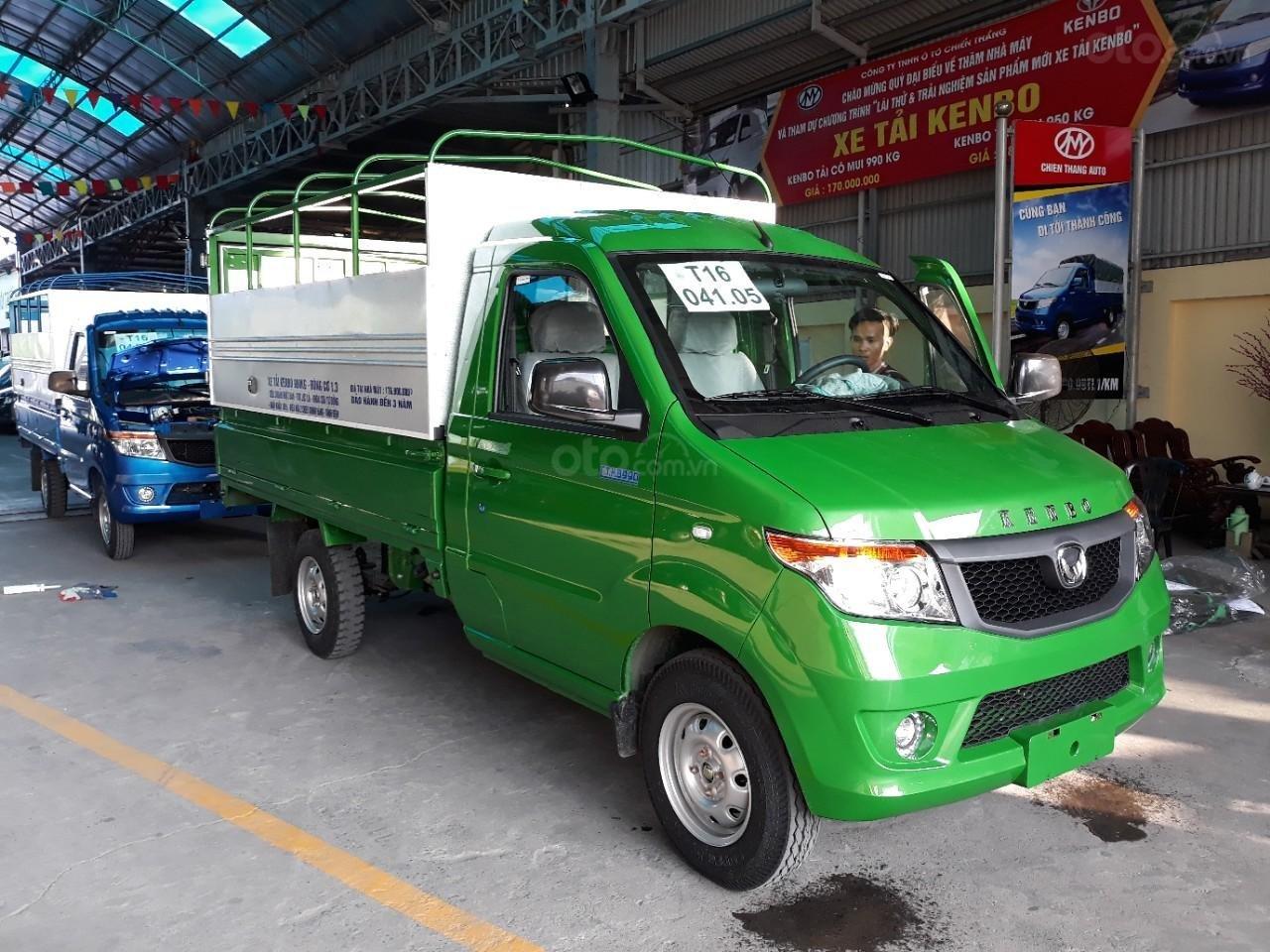 Bán xe tải Kenbo mui bạt tại Thái Bình (8)