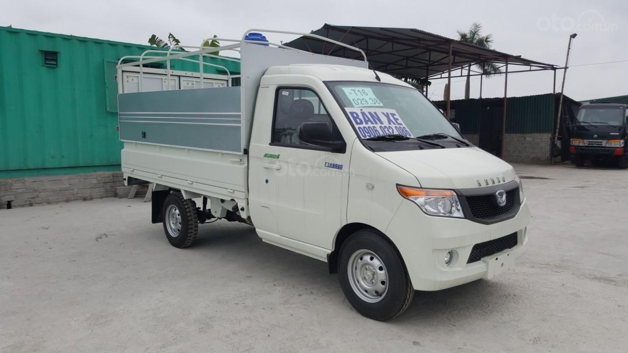 Đại lý xe tải Kenbo 990kg, màu trắng (7)