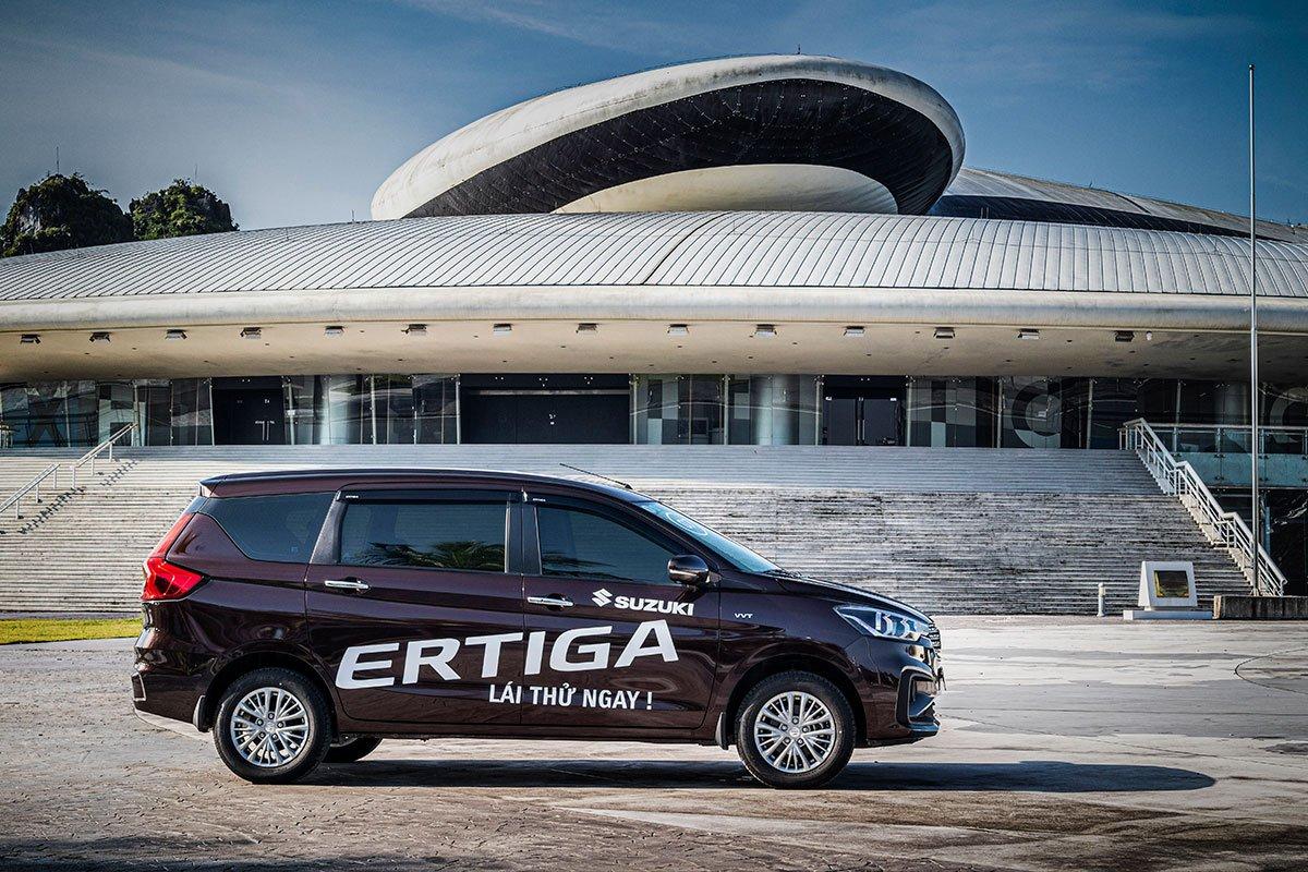 Suzuki Ertiga mới ra mắt thị trường Việt vào tháng 06/2019 1