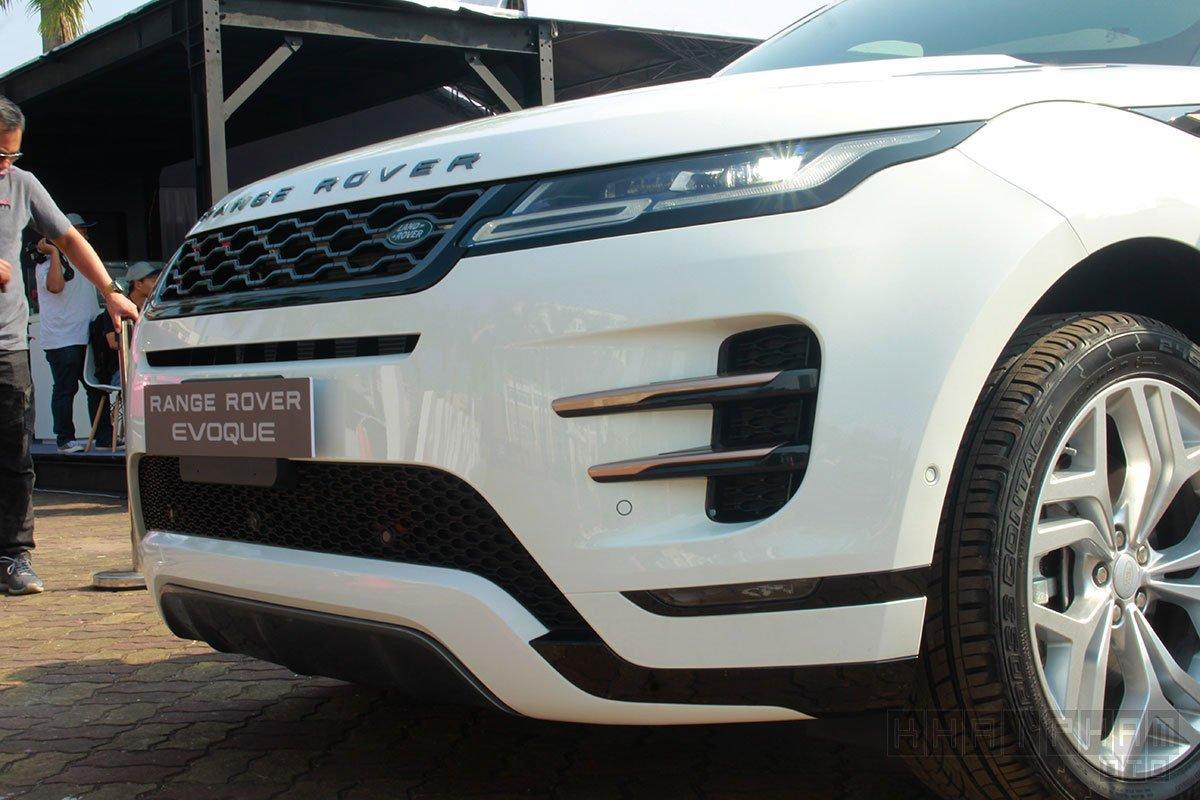 Land Rover Range Rover Evoque 2020 Đầu xe