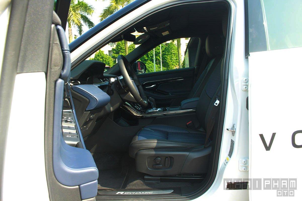 Land Rover Range Rover Evoque 2020 ghế ngồi