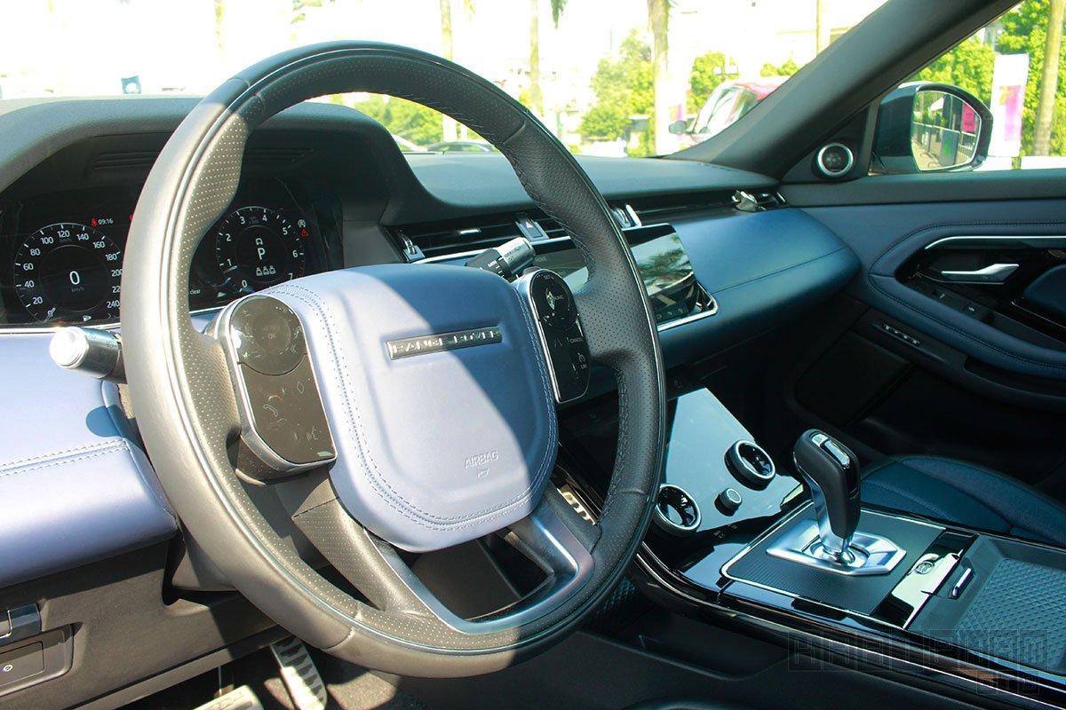 Land Rover Range Rover Evoque 2020 vô-lăng