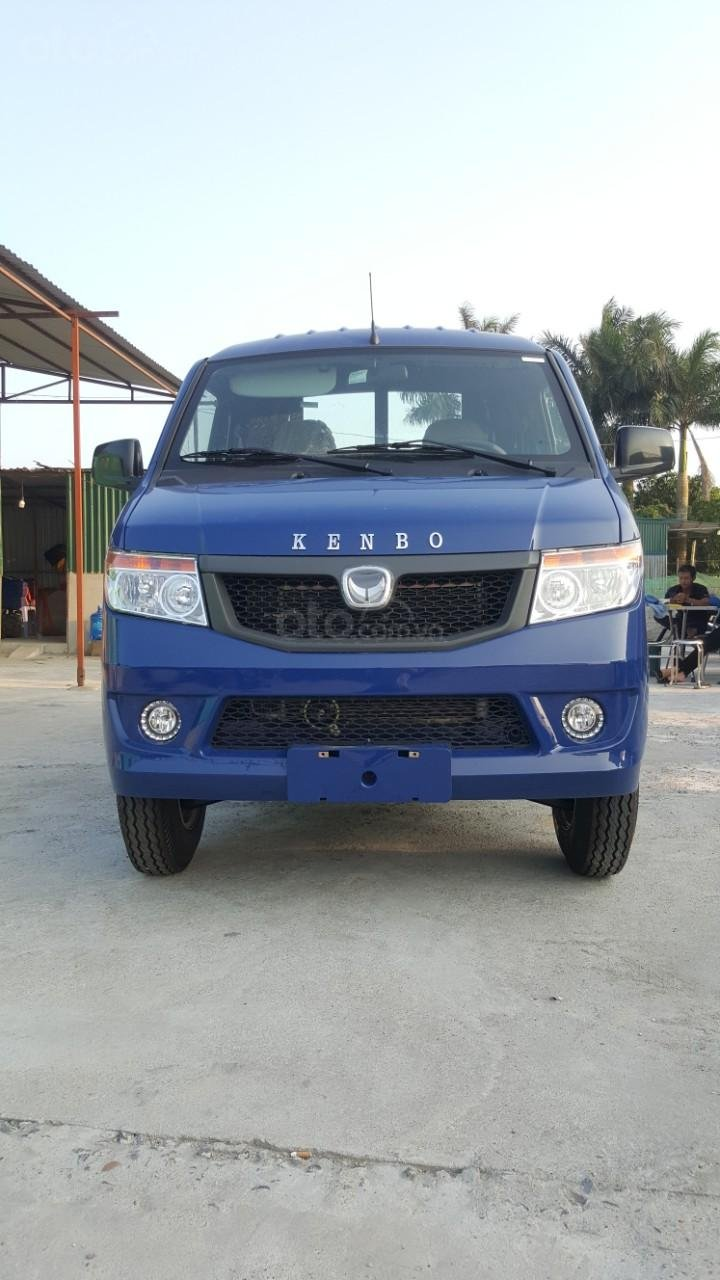 Bán xe tải Kenbo thùng lửng (4)
