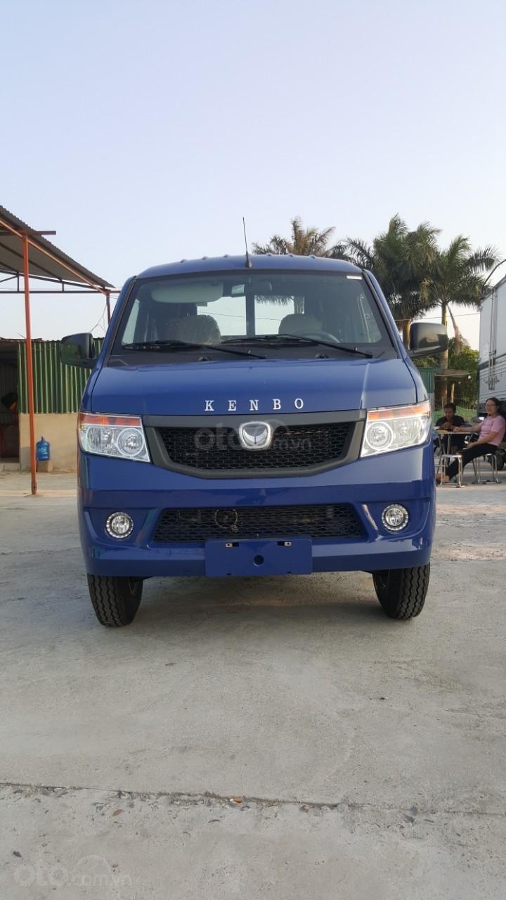 Bán xe tải Kenbo thùng lửng (5)
