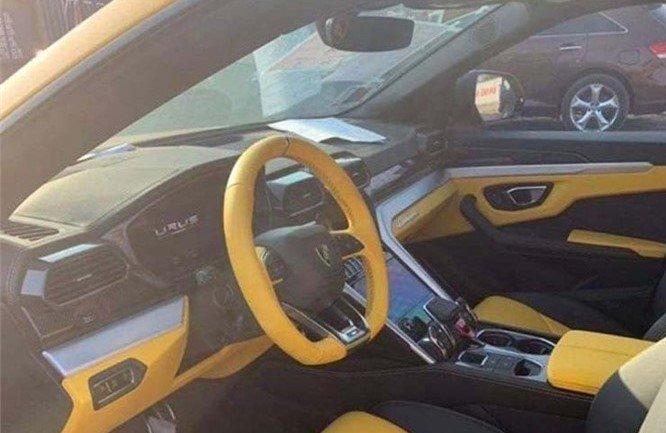 """Soi"" siêu SUV Lamborghini Urus mới tậu của con trai Bầu Hiển a5"