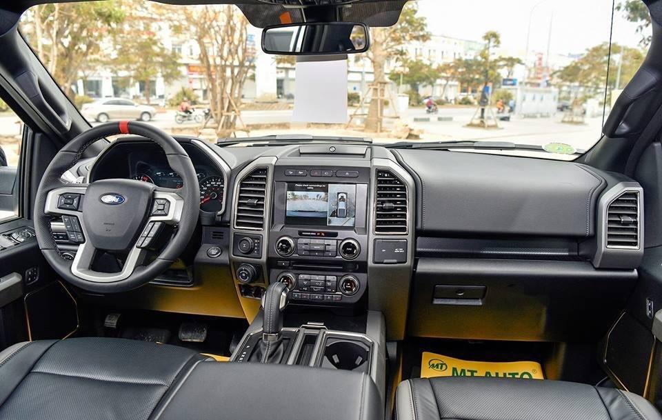 Bán siêu bán tải Ford F150 Raptor 2020, đủ màu, LH Ms Hương giá tốt, giao ngay toàn quốc (8)