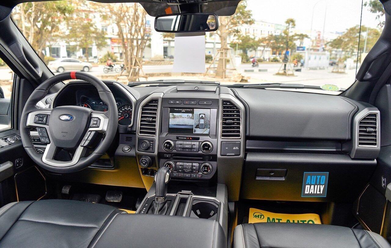Bán siêu bán tải Ford F150 Raptor 2020, đủ màu, LH Ms Hương giá tốt, giao ngay toàn quốc (11)