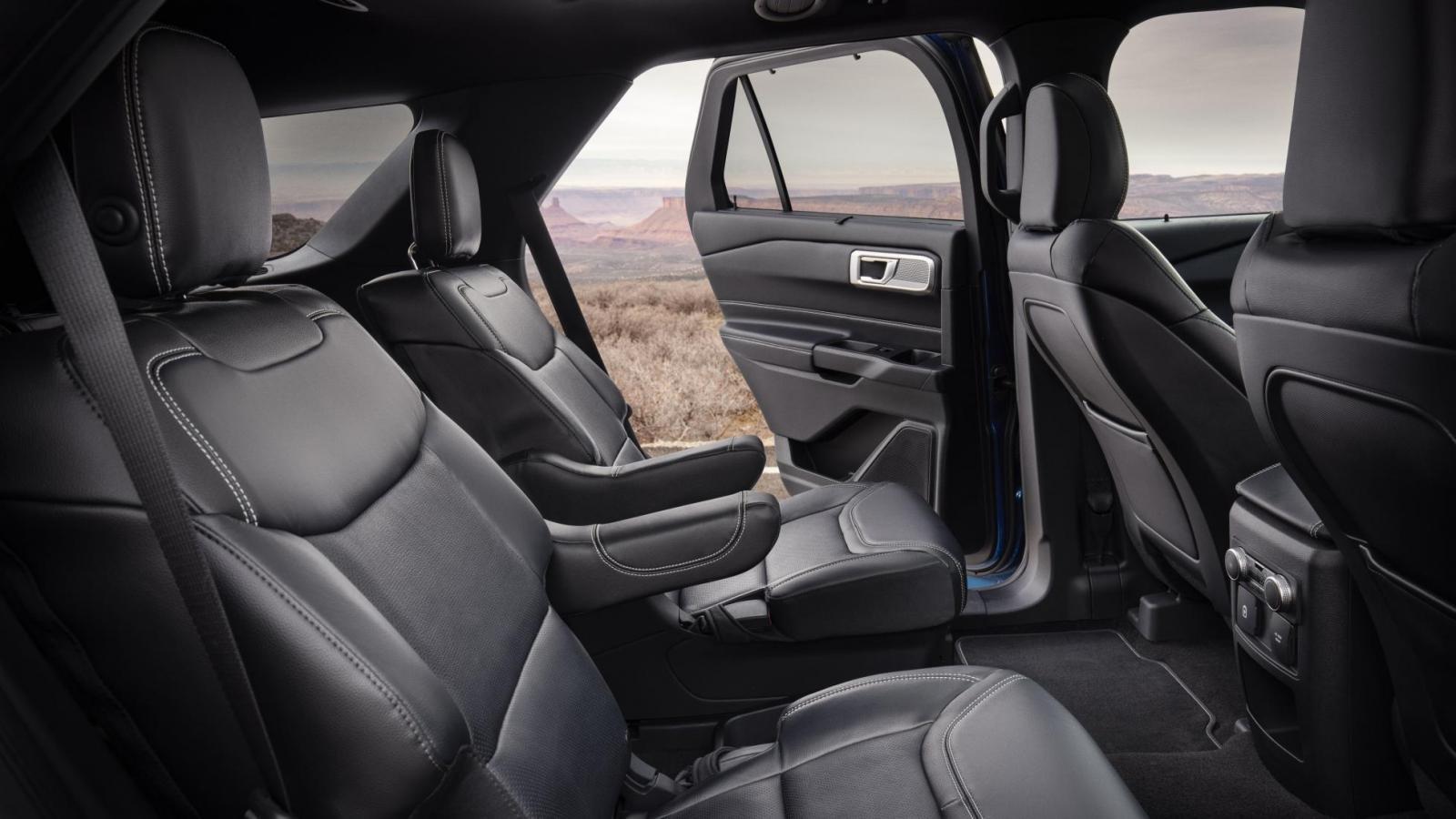 Ford Explorer 2020 đã về nước, Ford Việt Nam vẫn kín tiếng a4