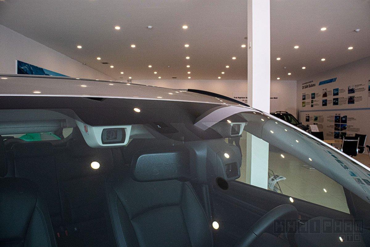 Thông số kỹ thuật xe Subaru Outback 2020 dành cho thị trường Việt 4a